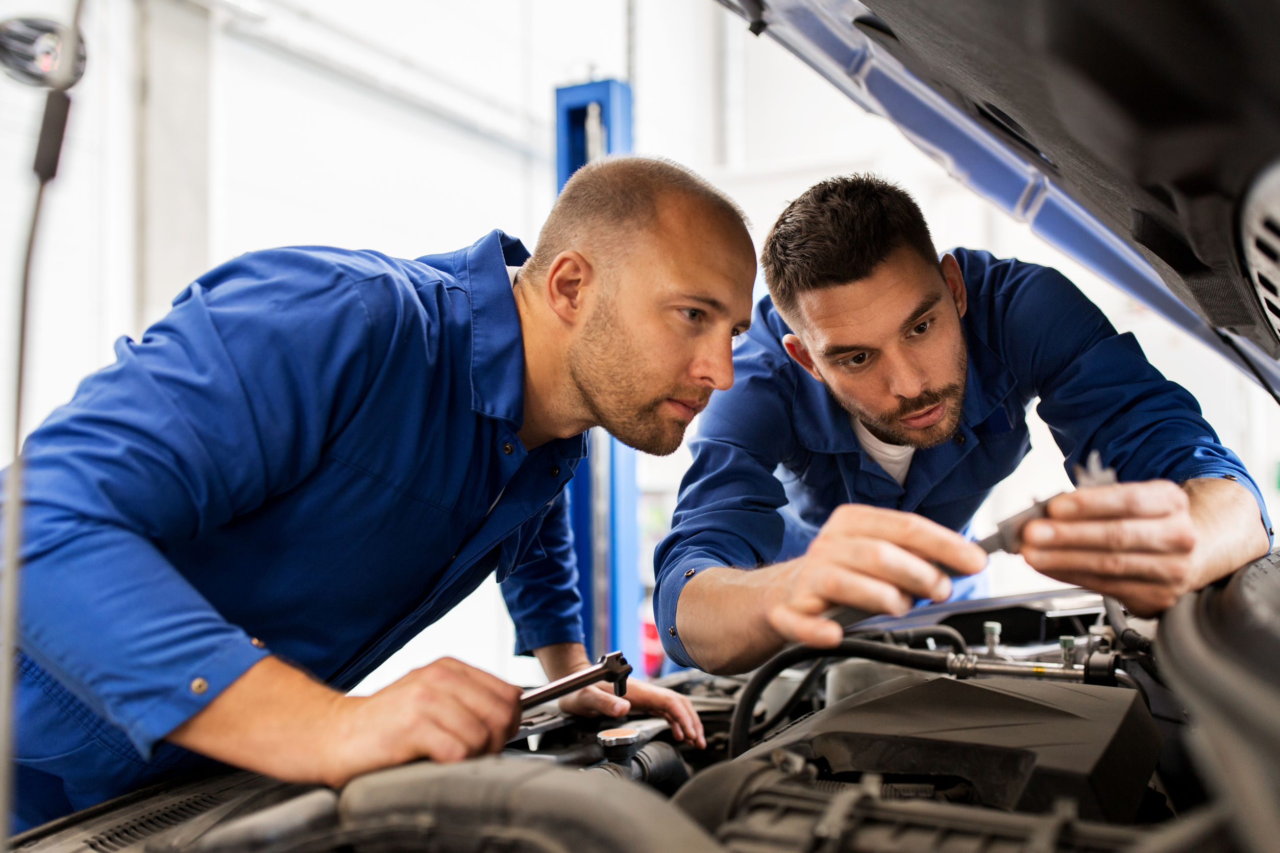Five Important Vehicle Repairs You Need to Know About